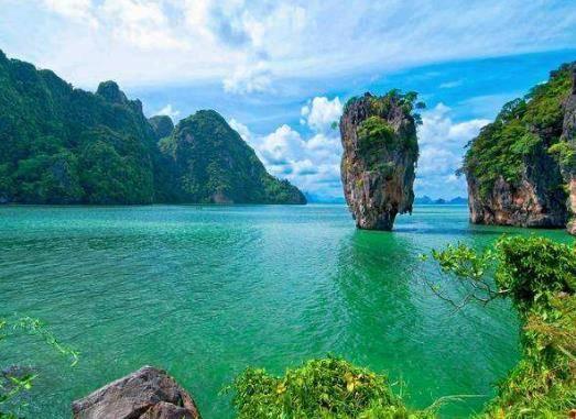 泰国甲米、普吉 6天游:泰国人妖歌舞剧场表演