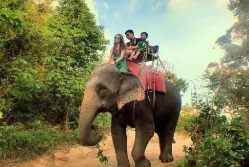 泰國6天游-泰國大皇宮
