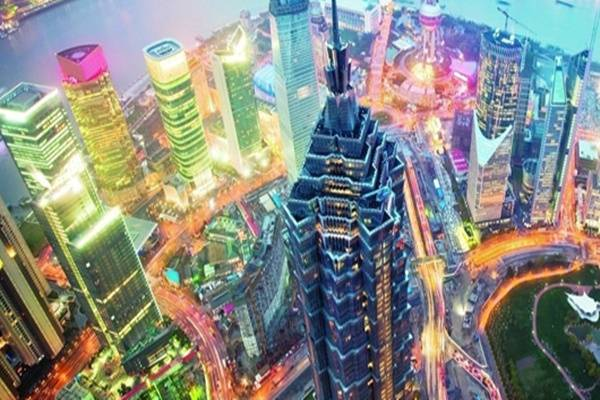 上海金茂大厦88层观光厅高速电梯
