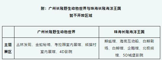 【暑期特惠】2020年长隆野生动物世界特定日全票(7月)