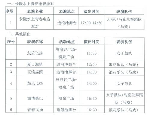 【广州长隆水上乐园】【星光夜场】2020年广州长隆水上乐园暑期特惠夜场全票(指定日期下单)