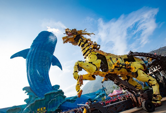 【2021年4月特惠】珠海长隆海洋王国特定日特惠全票(04.01-04.30)