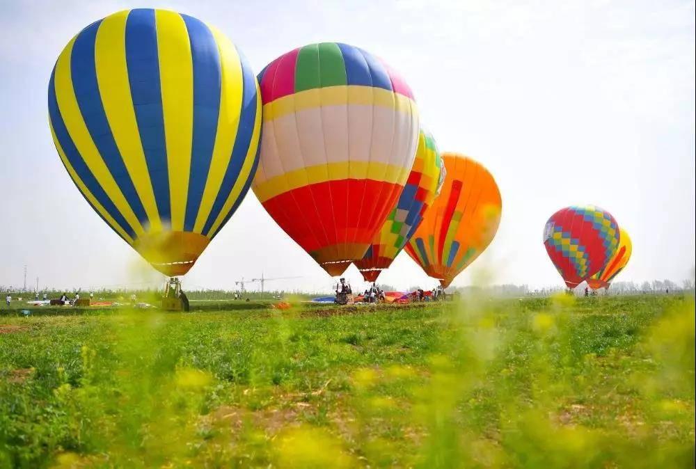 【清远】震撼来袭浪漫热气球,平地乘搭实景拍摄体验仅需29.9元~热气球就土耳其?别太out,英西峰林就有!
