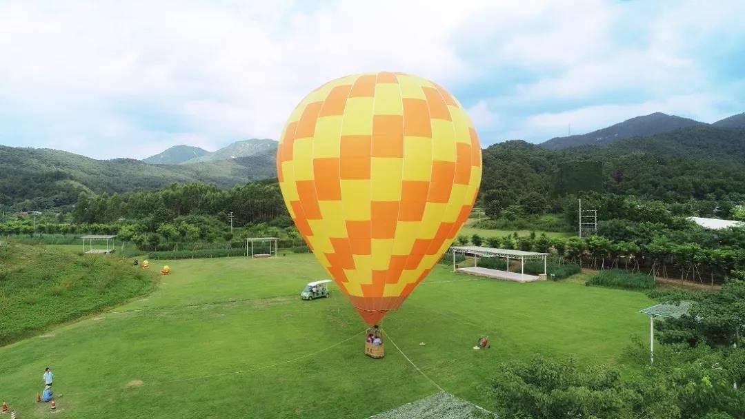 【清远】震撼来袭2哇塞!带你嗖嗖飞上天!!不用上千,英西峰林浪漫热气球飞天,仅需168元~你敢不敢挑战?!