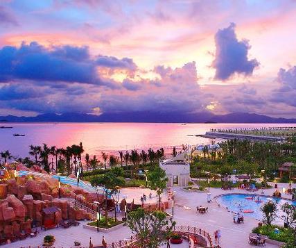 【珠海丨2020年海泉湾】¥699双人玩转五星度假区~入住珠海海泉湾维景大酒店~含双人自助早餐~还有温泉、乐园、剧场多种选择!