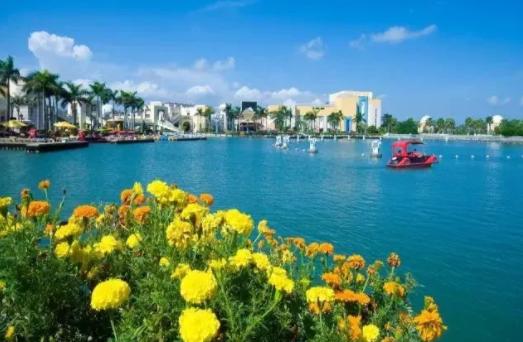 珠海海泉湾丨¥699双人玩转五星度假区~入住珠海海泉湾维景大酒店~含双人自助早餐~还有温泉、乐园、剧场多种选择!