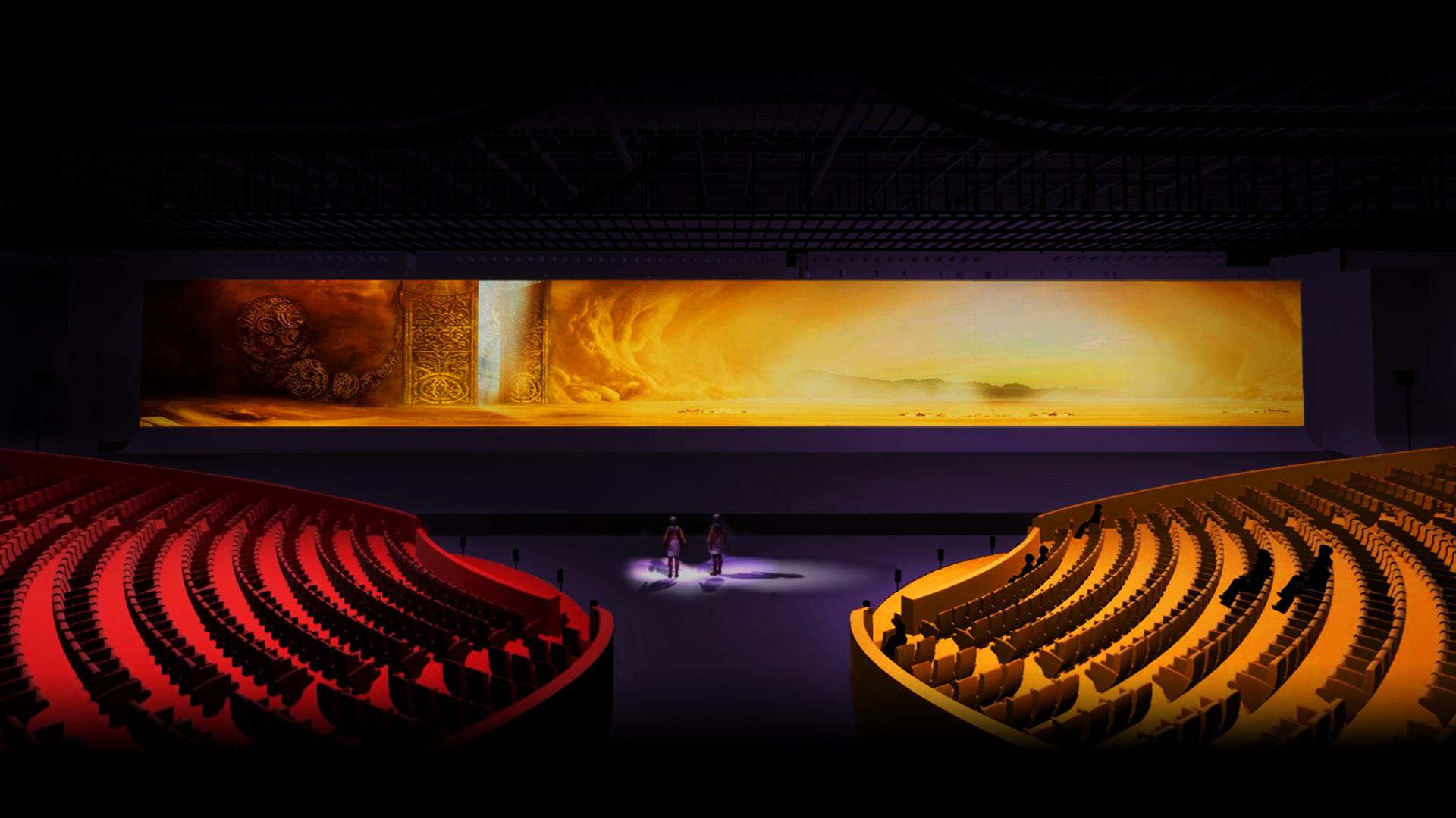 【杭州太阳马戏x绮幻之境】460元抢购《X绮幻之境》D区成人票!太阳马戏又双叒叕回来啦!限时抢购! 360°环视座椅~100米巨幕舞台~独家定制剧场~