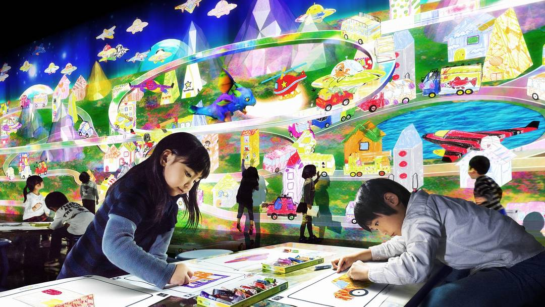 苏州中心|风靡全球必看展teamLab未来游乐园,全球累计超1000万人次参观,国庆特惠双人票 (限时限量抢购)