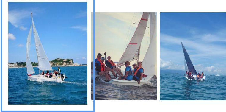 【惠州玩海时代帆船】感受大海的魅力,49元抢玩海时代(45分钟帆船体验票),限量500张售完即止,周末节假日通用不加收,专业帆船教练防护、体验扬帆起航、乘风破浪的惬意~~