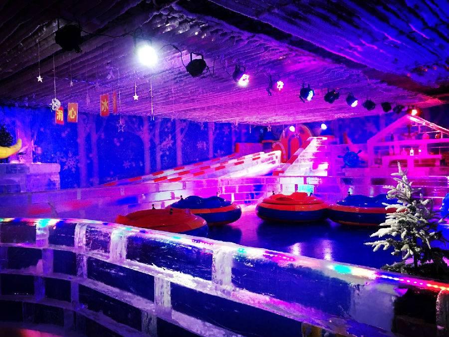 【龙岗横岗·门票】29.9元抢购原价98元单人畅玩侏罗纪冰雪乐园,雪花、冰凌、随风飞舞,仿佛置身于冰雪童话世界........