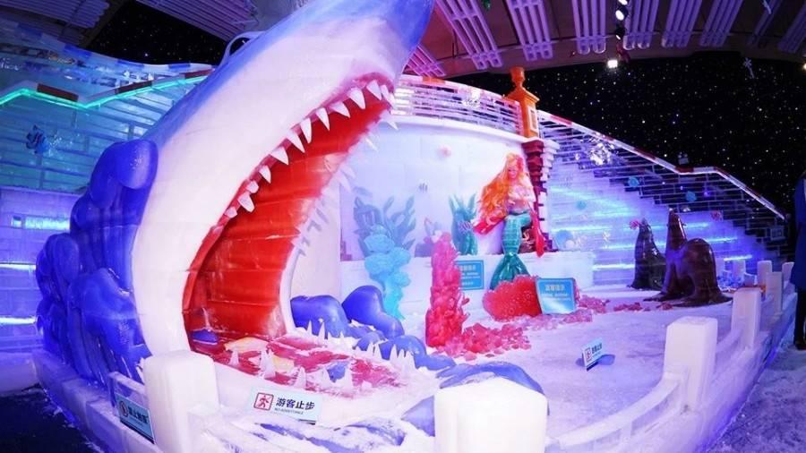 【深圳·門票】69.9元搶170元小梅沙海洋世界門票!(12.3-12.9)