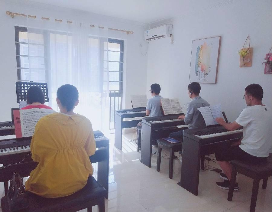 【寶安·培訓】大眾五星好評!229元搶凡其樂2980鋼琴30天課程,一對一專業教師指導,每天免費練琴!