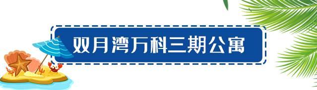 【惠州·双月湾】端午有房!199元抢原价688万科双月湾三期高级海景房,坐拥一线沙滩,全年所有日期不加收!