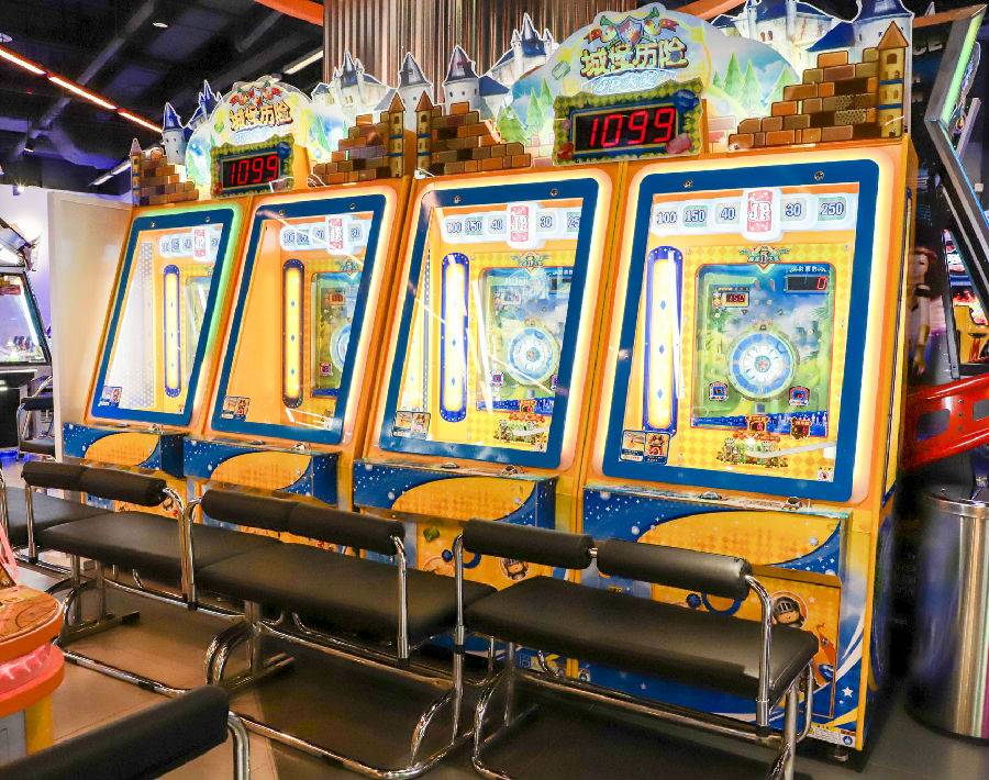 【南山宝安·电玩】19.9元抢『冒险岛』40枚游戏币套餐!所有设备随便玩!