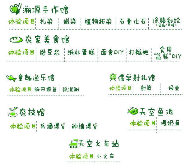 【福田·亲子】19.9元抢95元『乐禾乐活天空农场』2大1小家庭票!亲子出游必备,玩市中心的天空农场!
