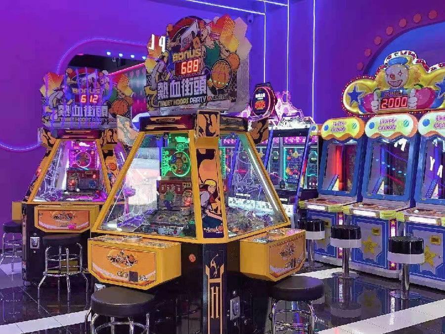 【龙岗·电玩】59.9元抢330元『超级玩家』220枚游戏币,N多游戏项目嗨翻天!
