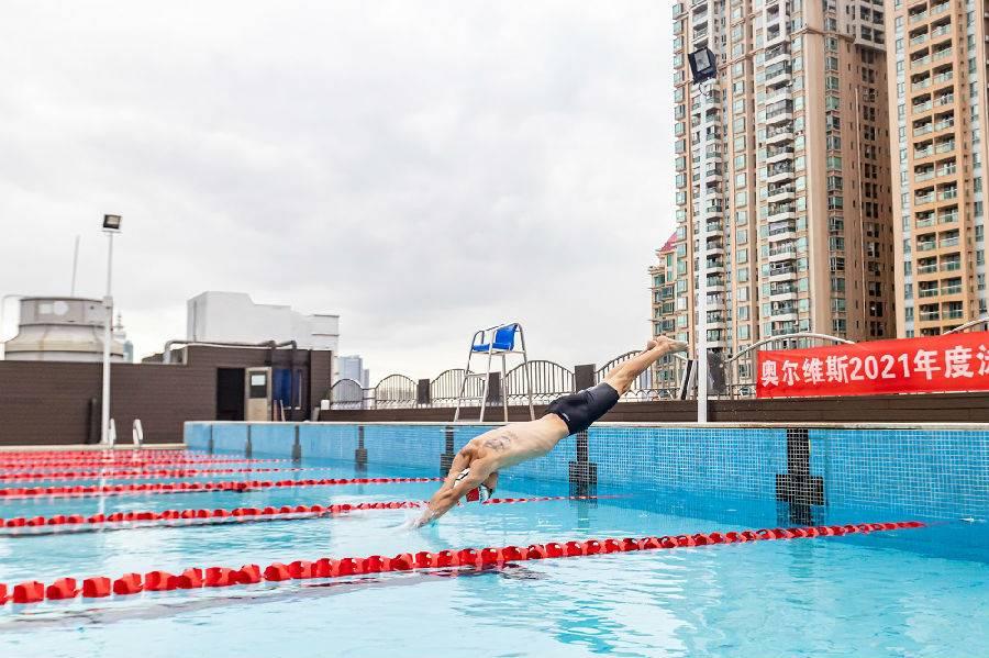 【福田香梅·休闲】游泳健身塑造一个好身材!19.9元抢599元古德菲力健身『健身运动周卡』:7天不限次数全场馆运动健身+游泳+体测服务1次