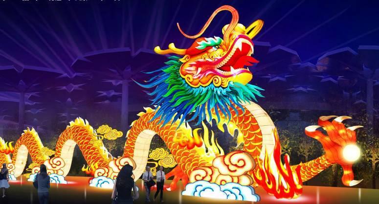 【点亮彩灯,璀璨文化】北京延庆·润泽酒店大床间/标准间住宿一晚+双人早餐+世园灯会双人门票,这个冬天来延庆看彩灯逛庙会啦!