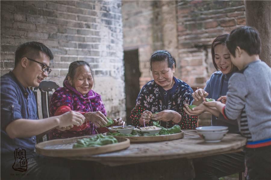 【非遗传承】客家艾糍,韶关非物质文化遗产,全手工制作,4种风味任选!客家人记忆中最喜欢的传统小吃,这就是春天的味道!