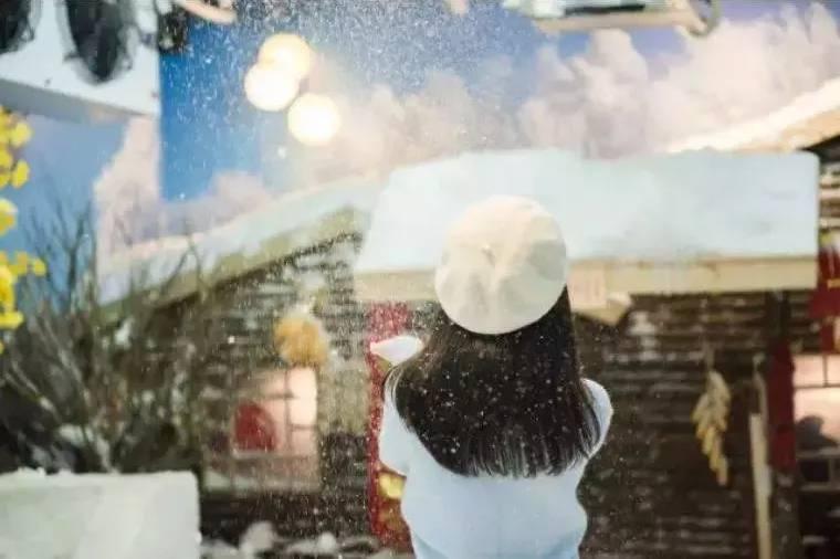 """【东莞·梦幻百花洲】飘雪乐园酷爽来袭!89元秒杀梦幻百花洲2大2小家庭套票:大门票+飘雪乐园+园区各式花海+12大机动游乐任你玩!轰""""冻""""全城!一年仅此一次的超值套餐~千亩花海满足视觉享受~"""