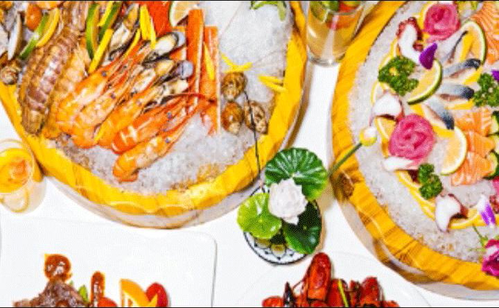 【新品上线】¥238元/双人自助晚餐--温德姆集团旗下酒店自助狂欢!江苏盱眙小龙虾鲜活现做!15种海鲜刺身、新西兰牛排BBQ硬核畅吃!有效期到年底!
