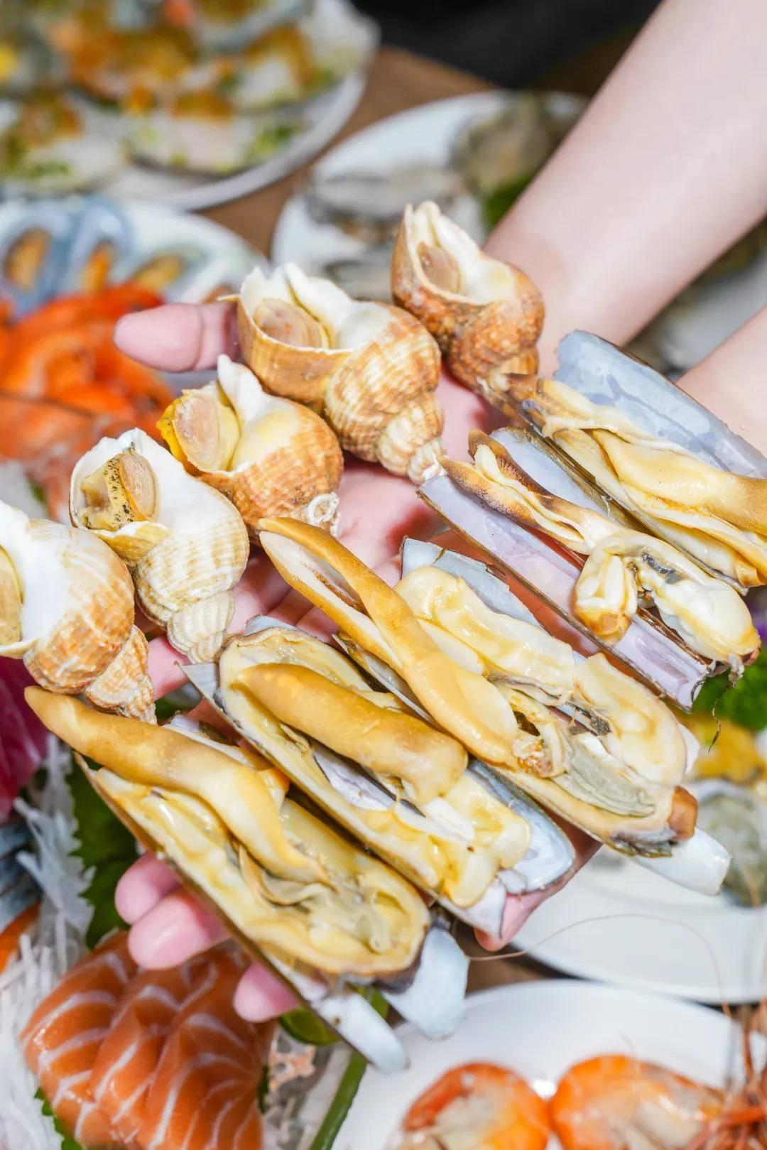 【深圳·福田自助餐】99/位万德诺富特自助午餐--爆款返场!苏格兰生蚝、内蒙古羊肉、20+款海鲜刺身统统畅吃!