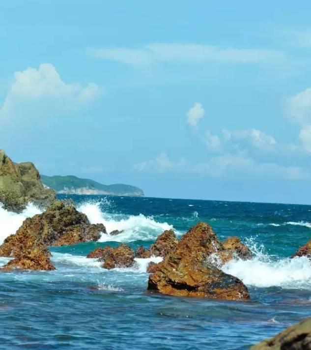 全国最美八大海滩之一