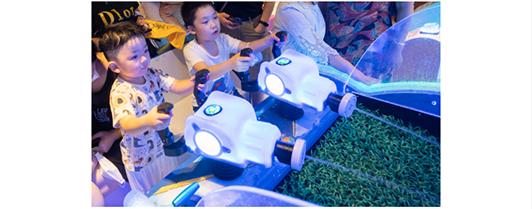 【上海7店通用】超级飞侠来袭!29.9元抢购1大1小亲子平日票!即刻体验!跑跑车、卡丁车、小火车、碰碰车,多多的宝藏(挖沙地),小爱创想(太空沙),欢乐海洋球,不同场地不同系列主题等你来打卡~