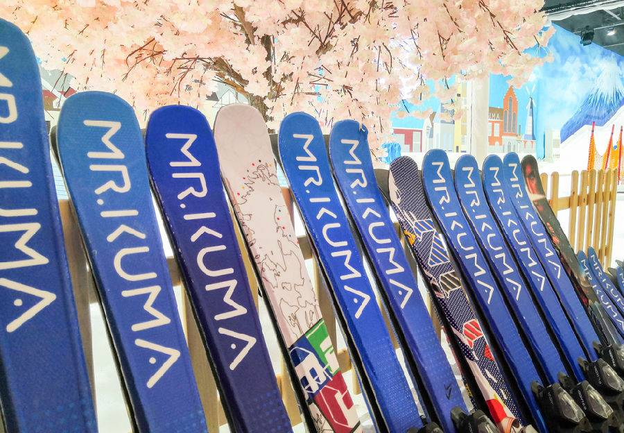 周末节假日通用-29.9元抢2000㎡【上海Mr.Kuma雪之乐园】单人票,超值来袭!黑科技恒温18℃冰雪乐园,感受畅快的滑雪体验~