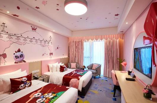 【广州·长隆熊猫酒店2天1夜】告诉你一个大秘密丨¥1668元起入住具有童话王国风格的广州长隆熊猫酒店,畅游野生动物世界2日、水上乐园2日!来一次就能玩个够!!