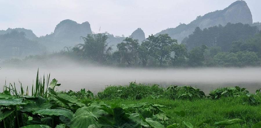 韶关风景区地图