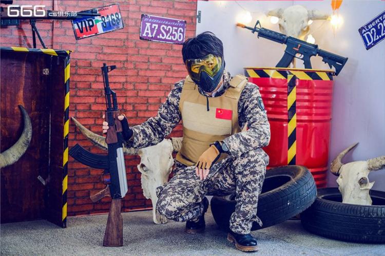 【清远·玄真】39元抢购~玄真山水乐园+真人实战射击俱乐部 (含枪械装备及200发子弹) 套票