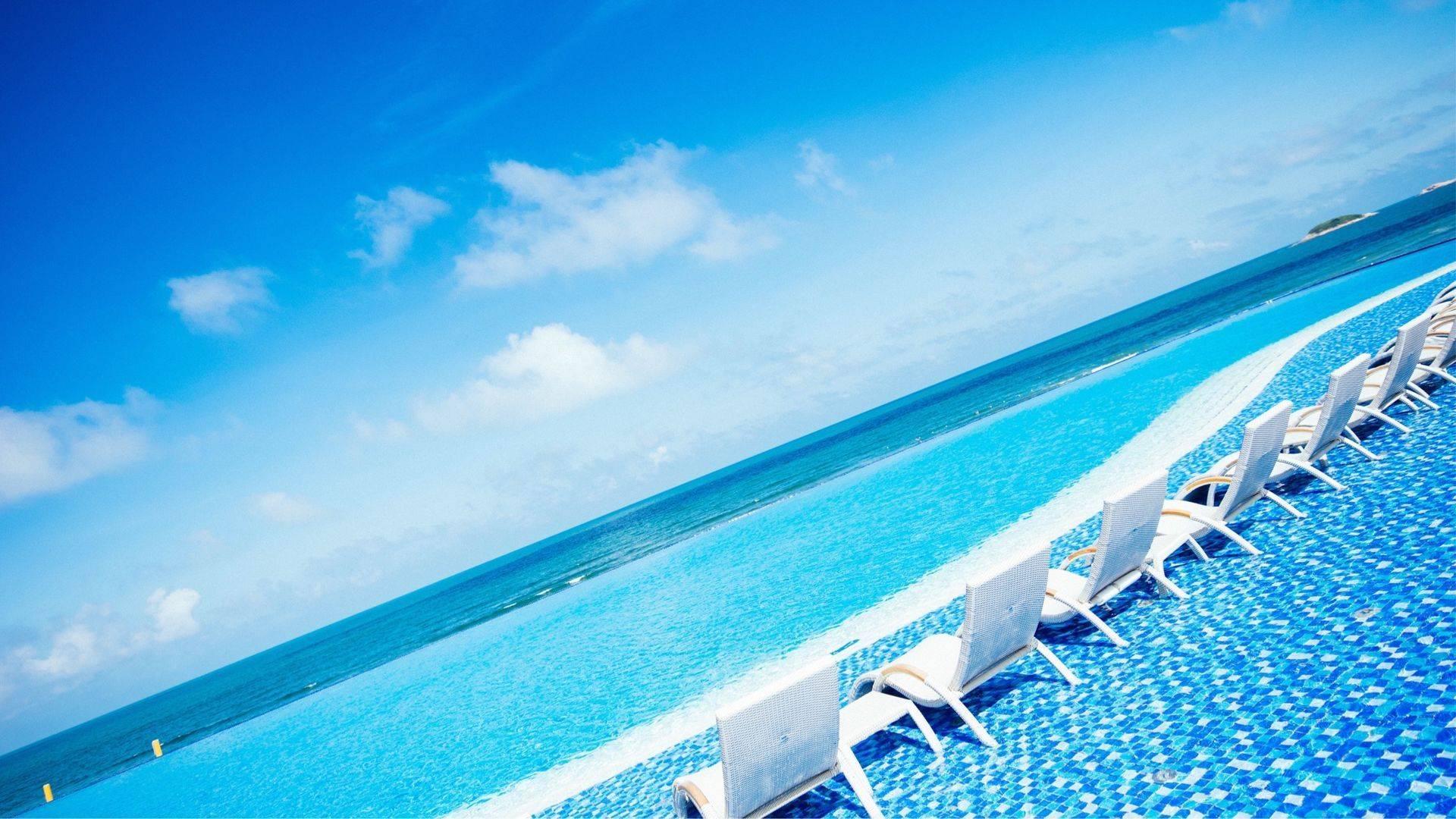 愈发向往蓝天大海 想去海边浪,放肆玩水 想去看抖音上漂亮的大海(小姐