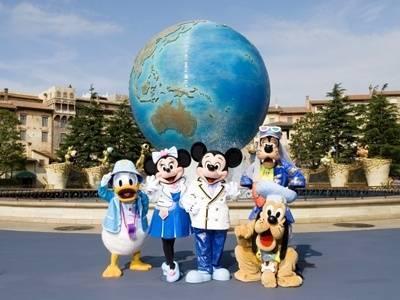 东京迪士尼海洋公园/Tokyo Disney Sea