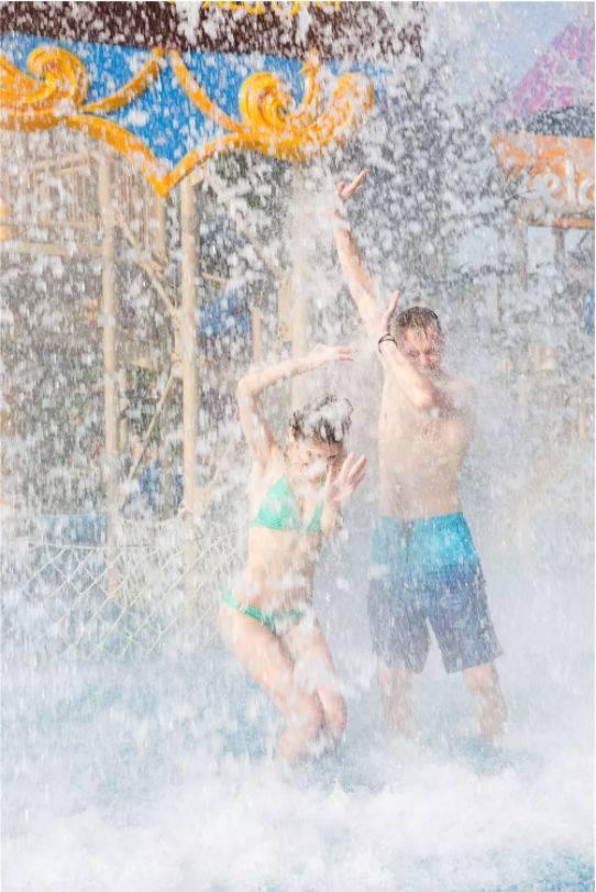 【小童单日票,指定日期】高明美的鹭湖探索王国(含水世界)(提前1小时购买)