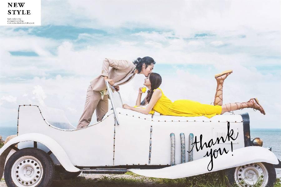 【预售】台山4A那琴半岛地质海洋公园+国际婚纱摄影基地双人票159元【B产品,有效期至2021年4月28日】
