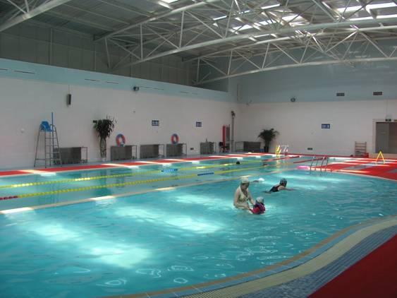 北京清河SOHO游泳健身俱乐部游泳健身一票通