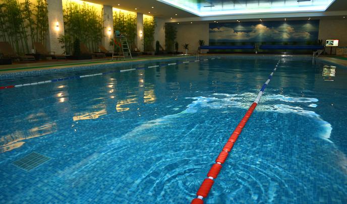 今晚报大厦游泳馆游泳健身单人票