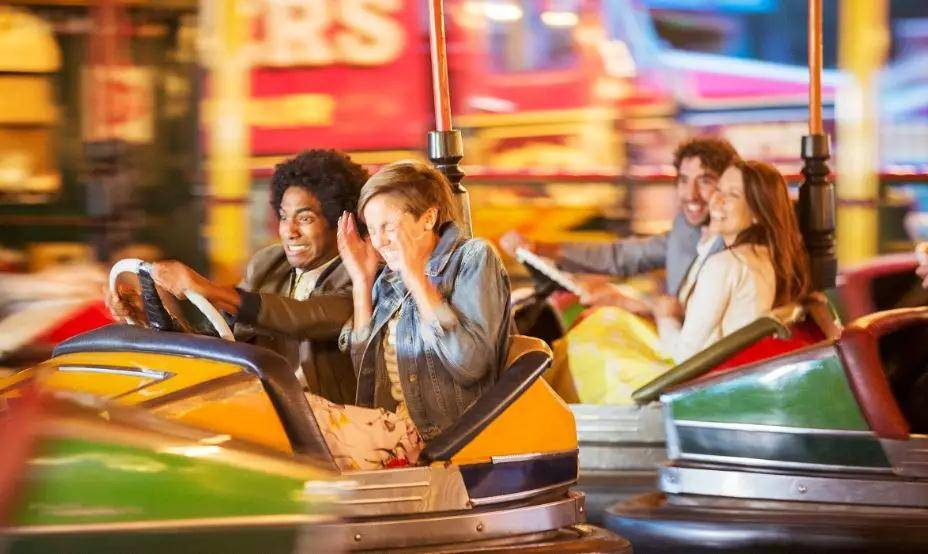 (已营业)哇塞~仅需人均24.5元!!12月30日前所有周六日无限次使用,广佛绿色大花园,周末无限次18款机动游戏免费任玩…Ta让你「喜出望外」(99.9元2大2小番禺喜出望外生态乐园欢乐期票)