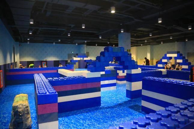 威高海洋公园互动游乐区