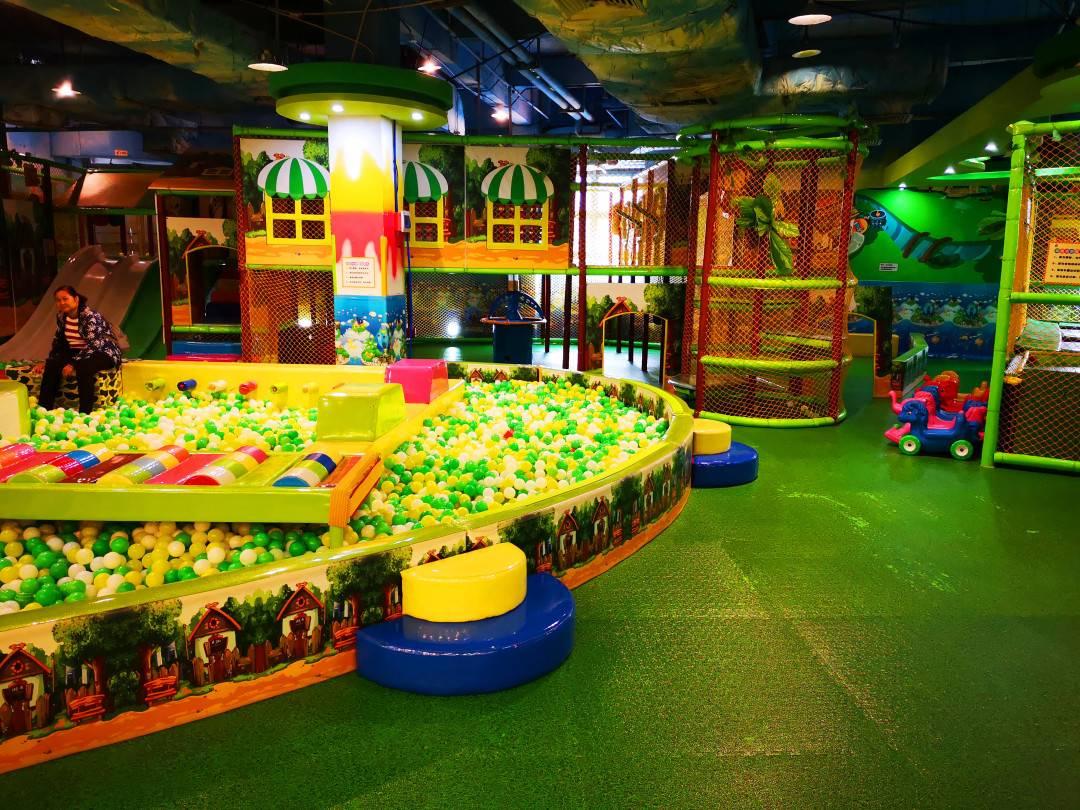 【清远】25.9元秒杀奇幻森林儿童淘气堡门票!活力波波池、超级大蹦床、滑梯等宝贝最爱的游戏项目,疯玩一天不想走~平时周末不加收!