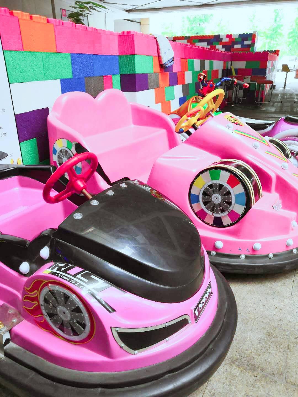 最后一天抢购!【杭州】只要39.9元,这个夏天遛娃有着落!大人小孩都能玩的积木海洋球乐园(1大1小)!还有碰碰车、VR体验、蹦蹦床、射击四选二!无需预约周末节假日通用!
