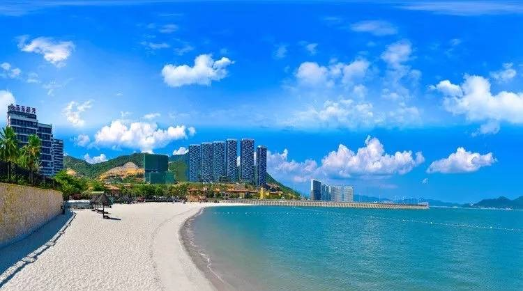 【惠州·度假】99元抢原价399元合正东部湾豪海度假酒店一线海景房!入住有效期到明年3月