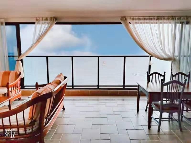 【惠州·度假】淡季来临~ 99元抢原价599元惠州双月湾海景两房一厅!