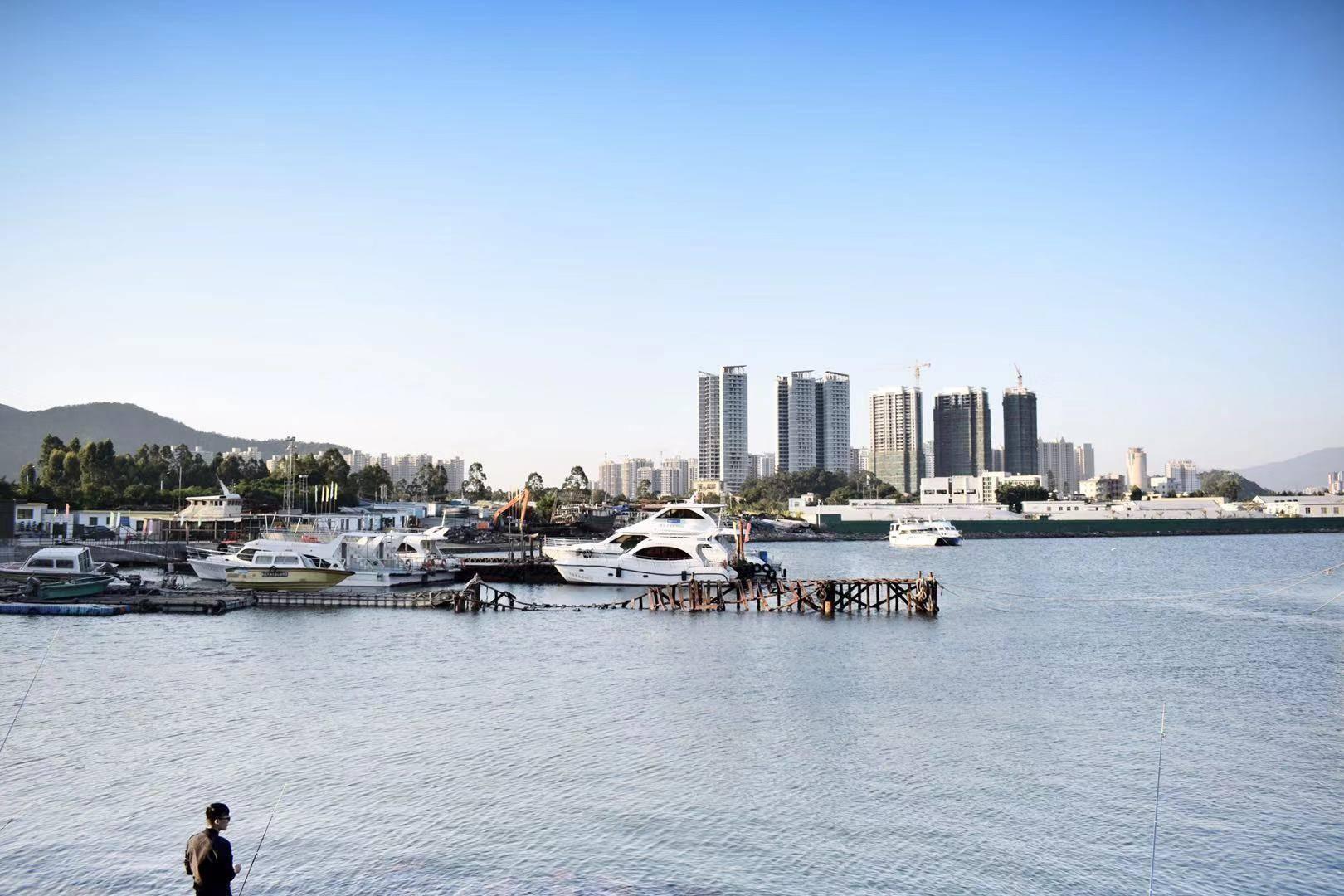 【惠州~大亚湾】全年不加收!抢疯了!99元秒杀大亚湾阿凡提精品度假公寓北欧大/双床房!玩转红树林公园+渔人码头+海边绿道,还可以海钓哟!