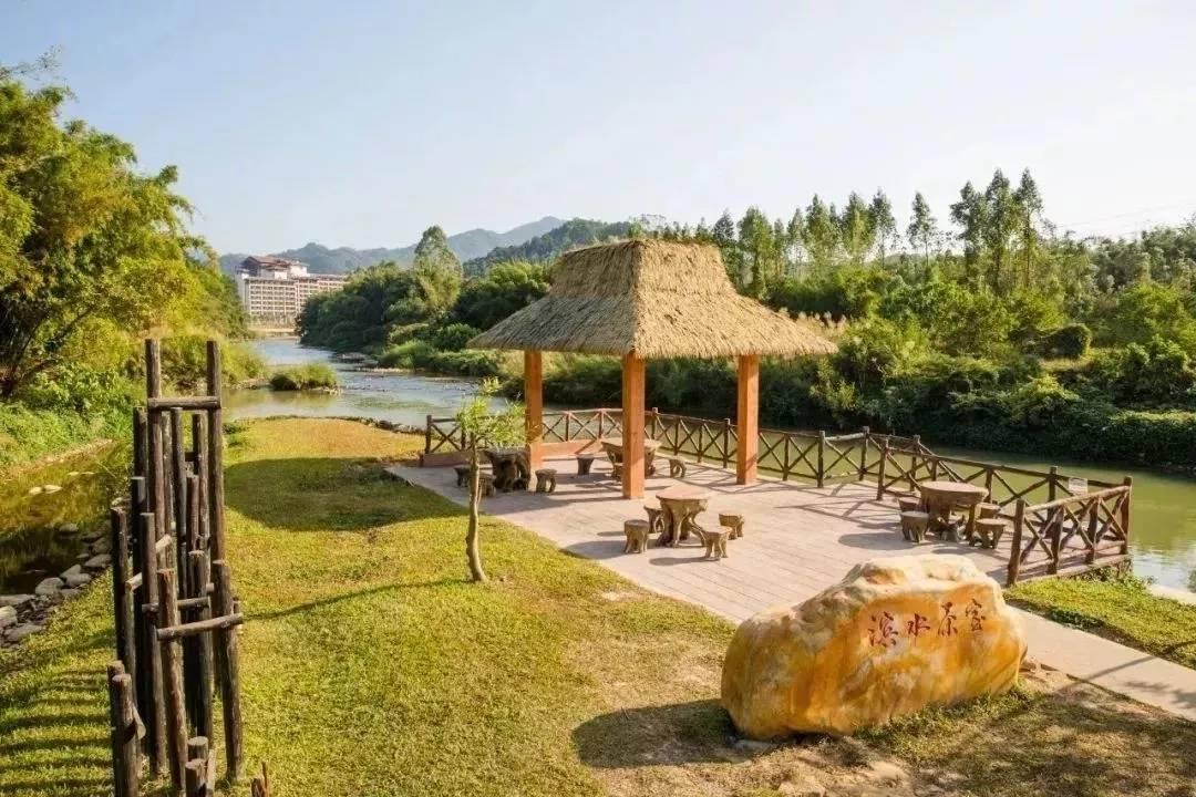 【惠州】499元抢天堂顶度假村一叶酒店,含双早+山泉泡池票,穿梭天然氧吧,看云海!