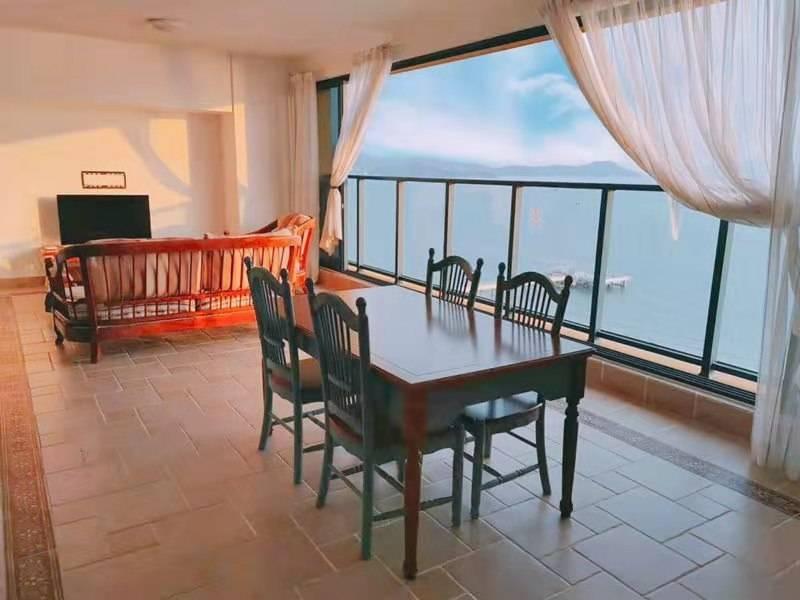 【惠州】69.9元抢原价599元双月湾海景两房一厅!看大海~游小镇~沿海岸线自驾美到炸~