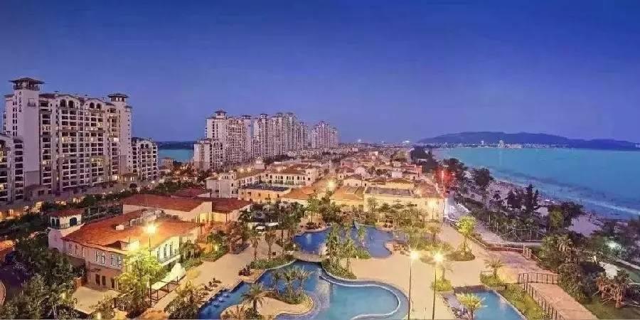 【惠州】158元入住双月湾万科二期两房一厅 海景房,看大海~游小镇~沿海岸线自驾美到炸~