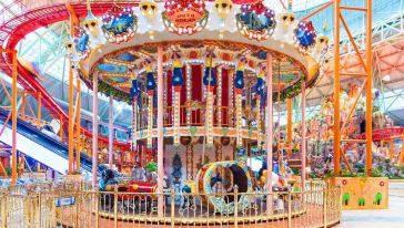 【绍兴东方山水乐园】开园预售特惠~49元秒杀陆公园日场票优待票儿童/老人票