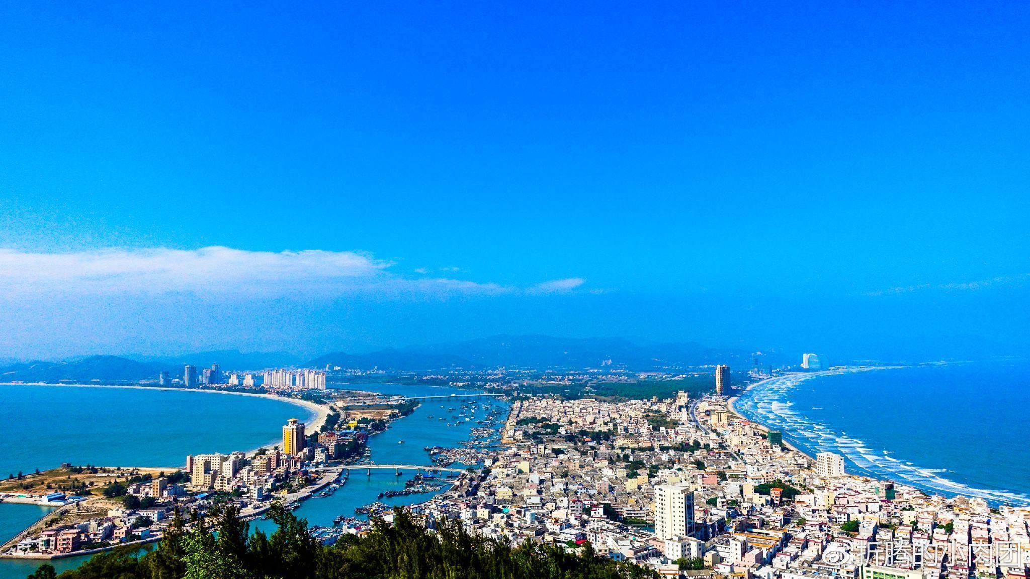 【惠州】7个月平日周末不加价,188元秒杀双月湾海景/侧海2房1厅,可住4大2小!